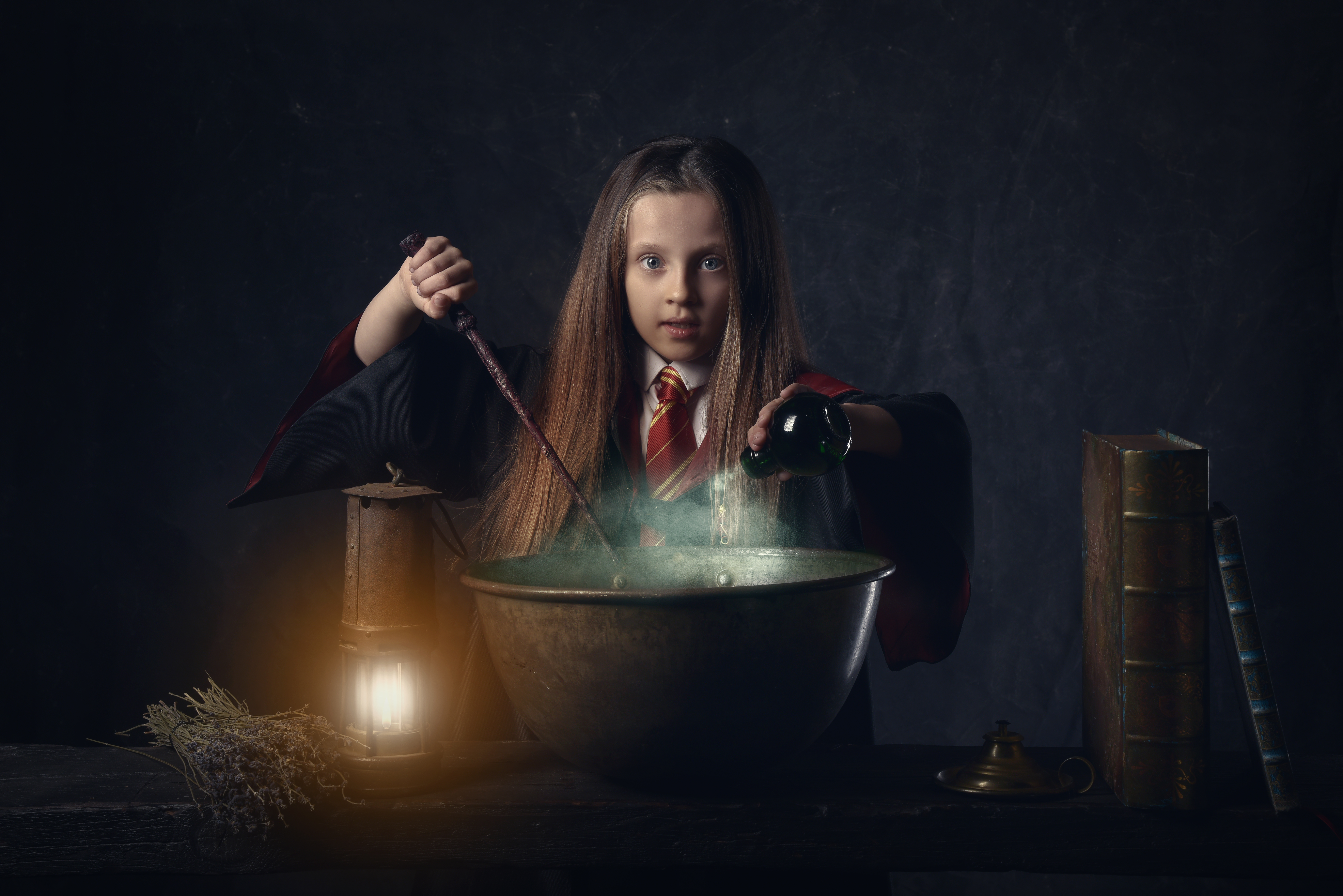 Are Wizard shoots are popular with Harry Potter fans