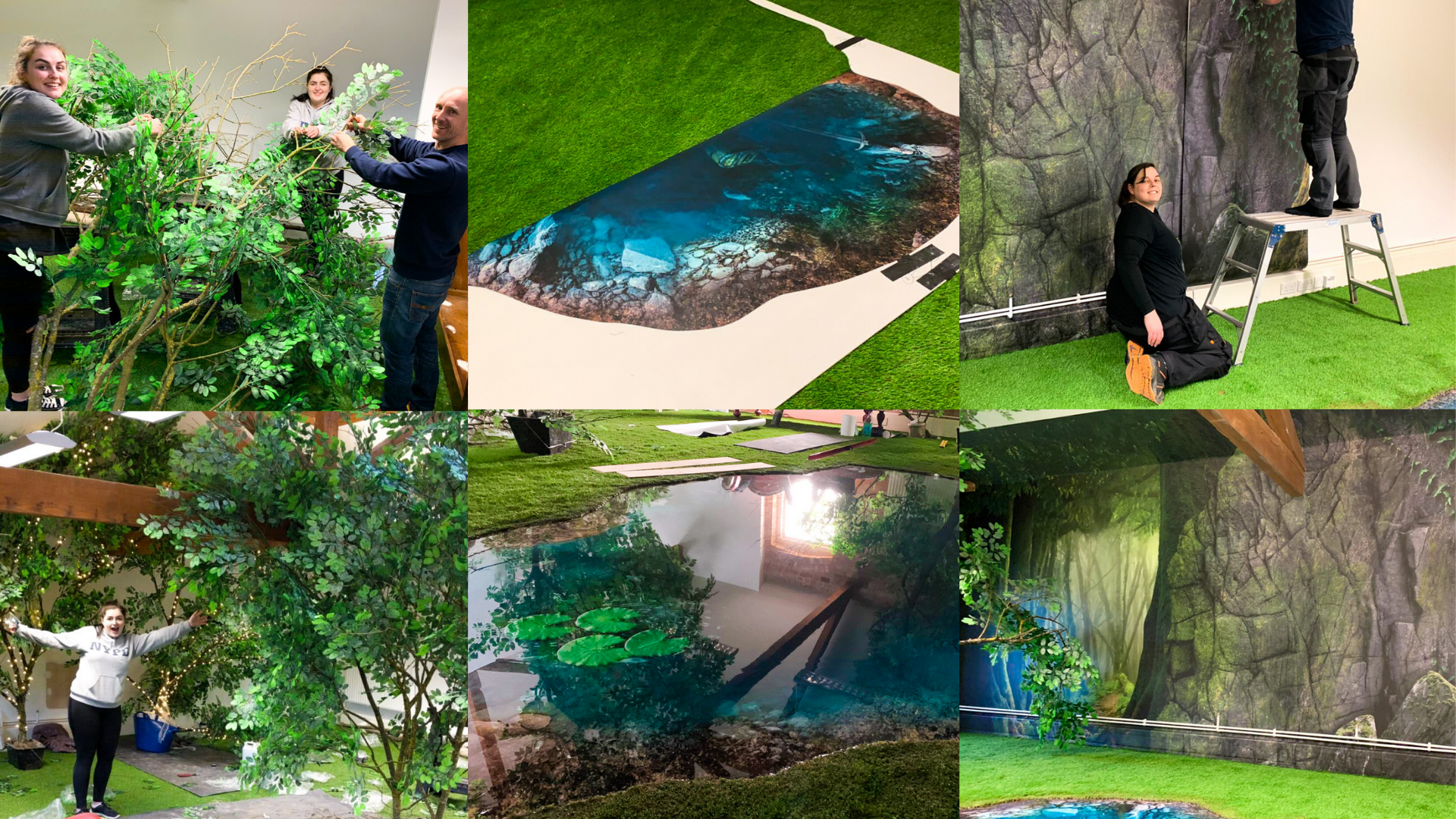 Behind the Scenes: Creating our Enchanted Fairy Garden